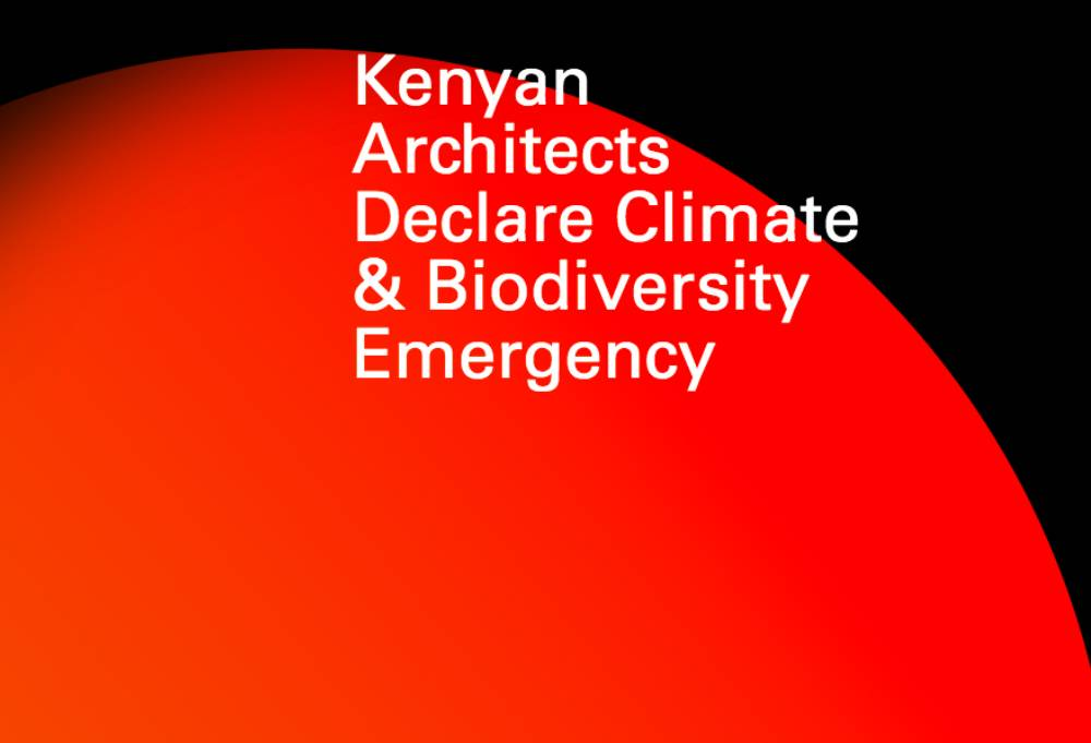 Kenya Architects Declare